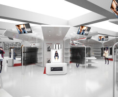 12 Retail concept store - © 2014 OVA Studio Ltd.