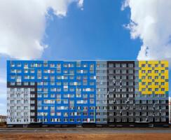 Building Facades Design