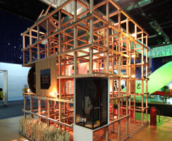 Pabellon Tendencias Habitat - German Velasco Arquitectos