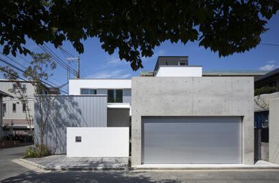 House in NAKAMOZU