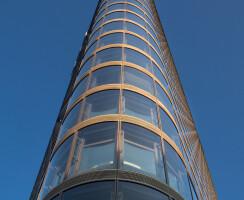 Facade  Detail curve