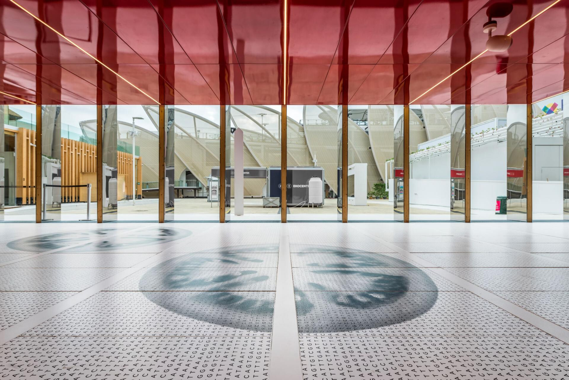 Spanish Pavillion at Expo Milano 2015