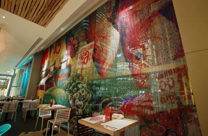 Wahaca Restaurant