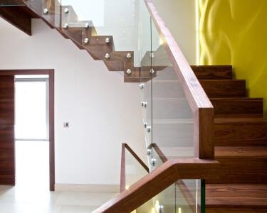 Malvern Place Internal Staircase
