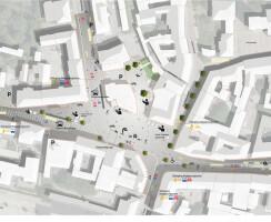 Hans-Gasser Platz / Söhne&Partner Architekten