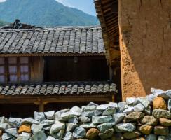Hmong house