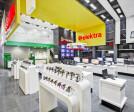 Showroom Elektra sucursal Arena Ciudad de Mexico