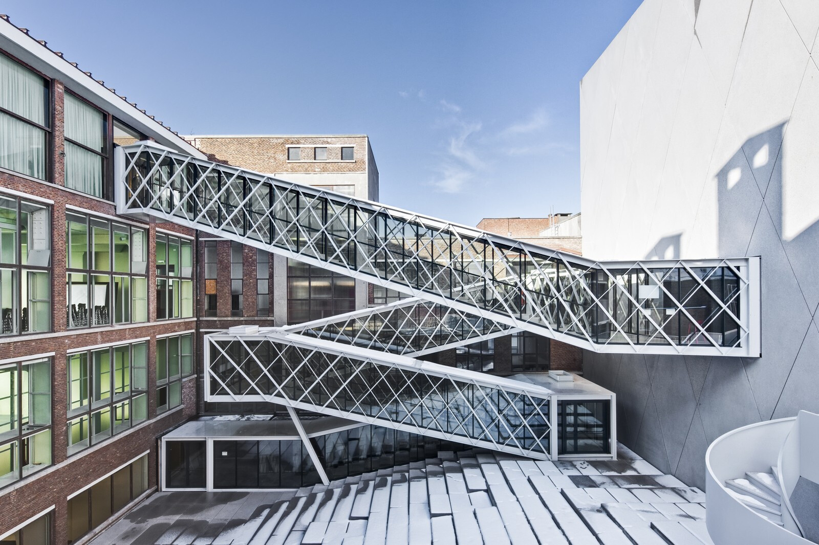 Cultural Centre De Grote Post Ostend