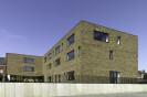 school campus, Ninove