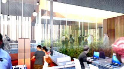 Axiom Town Headquarter Complex | MBAD arquitectos | Archello