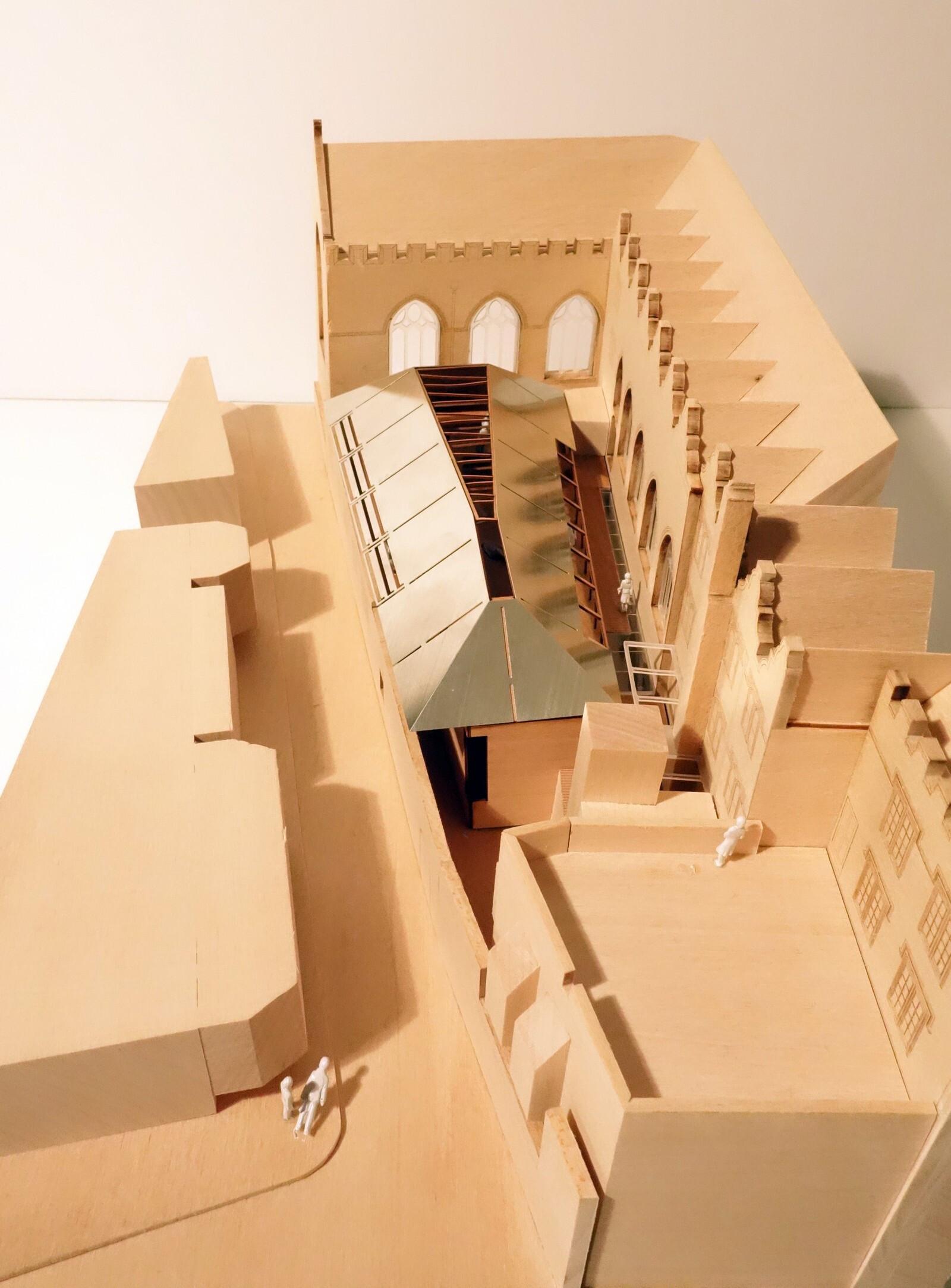 Oriel College Design Competition
