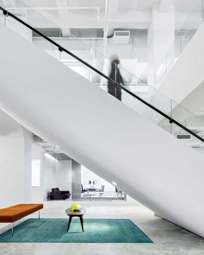 Red Bull's New York Offices