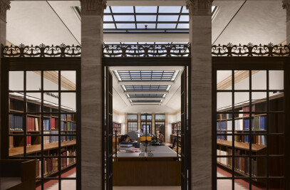 Oxford University's Weston Library