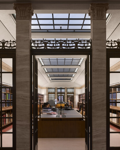 Oxford University's Weston Library