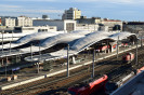 The Wave – New Platform Roofs for Graz Station