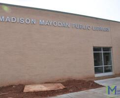 Madison Mayodan Public Library