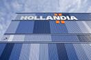 Hollandia halen 10 + 11 - Five Shades of blue