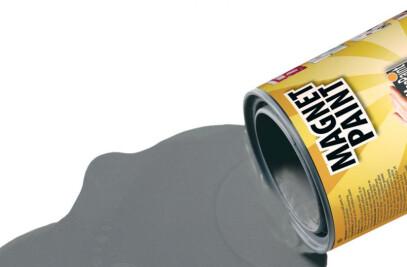 MagnetPaint, Magnetic Paint