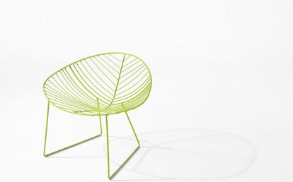 Leaf lounge chair