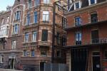 sound-insulating overhead door