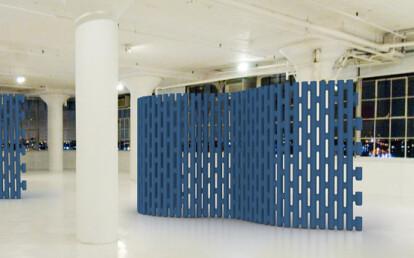 LINK modular partition trade fair