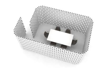 LINK modular meeting room