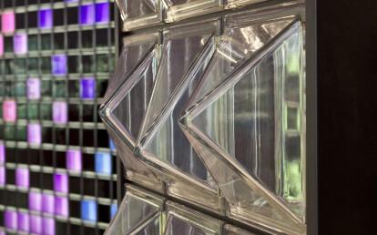 Application: Q30 Diamante wall