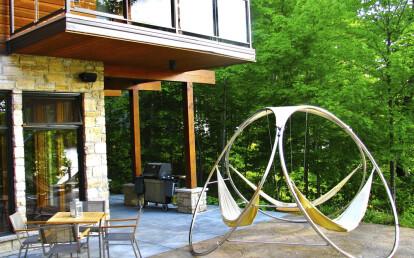 Infinity patio