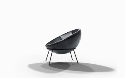 Peachy Bardis Bowl Chair Limited Edition By Arper Spa Archello Ibusinesslaw Wood Chair Design Ideas Ibusinesslaworg