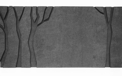Silent trees - acoustic wall panels