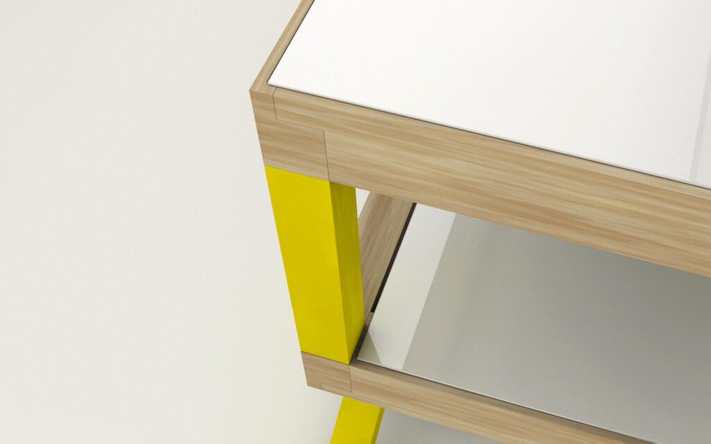 Coffee table KITARA