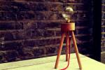 Little Oak Lamp