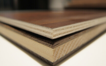 New Thicker and Stronger Wood Doors