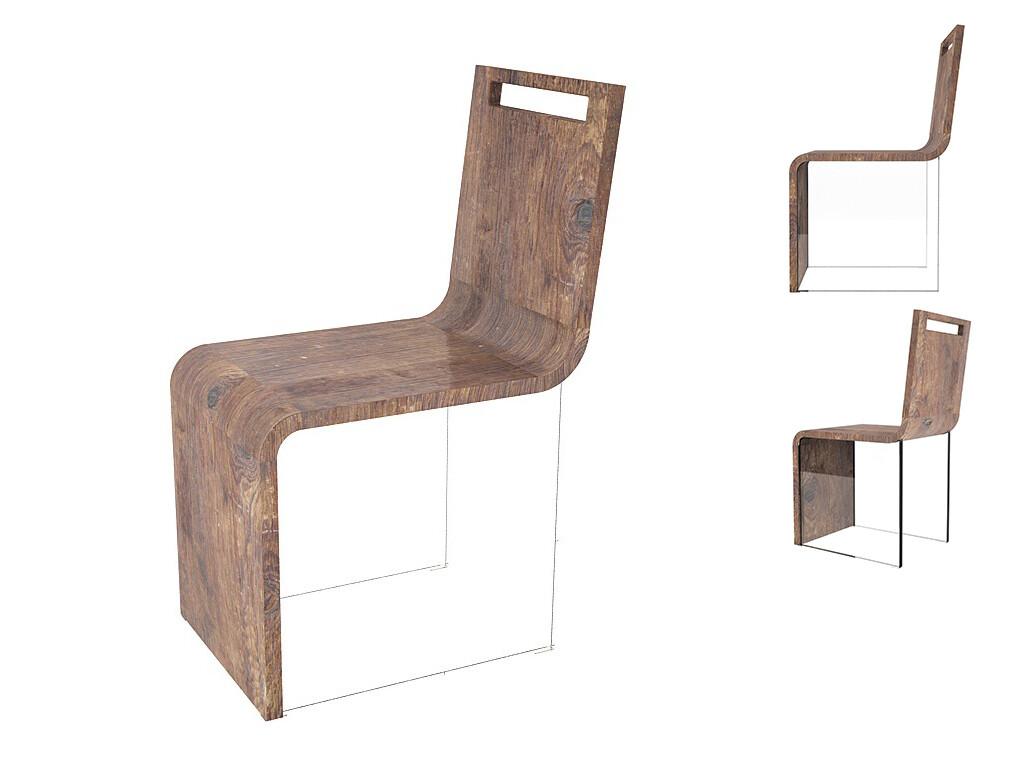 Loft furniture collection RAUMA