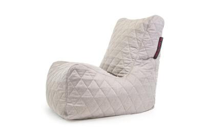 Pusku pusku bean bag Seat Quilted Outside