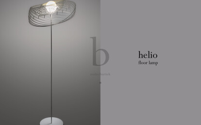 helio floor lamp