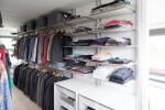 Walk-in closet example