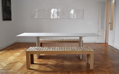 SOFIA bench
