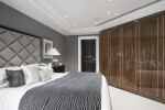 Artisan Panel Doors in luxury Surrey Mansion
