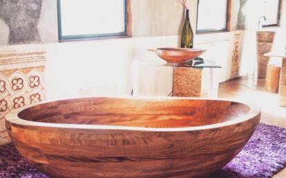 Baula bathtub