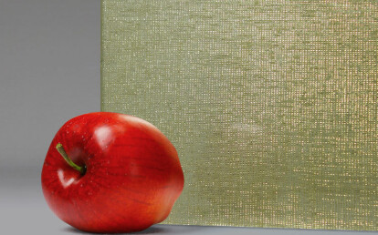 Mirrored Gold Glitterati™