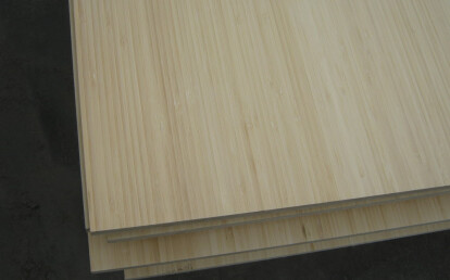 natural vertical bamboo plywood