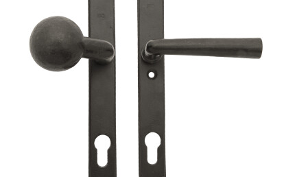 Pure PvTPh1925+ security handle in Aged Iron (VO)