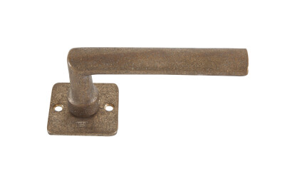 Pure Ph1930/50Q door handle in Raw Bronze (RB)