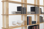 Nikka WOODY modular bookcase