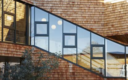 aluminium glazing by Technal | Archello