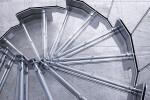 JOY spiral stair detail