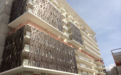 Apartment Building - Marseille - FRANCE