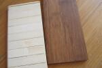 2 ply bamboo heating floor