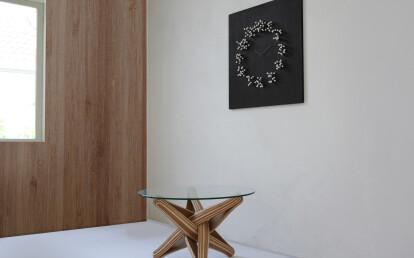 LOCK coffee table